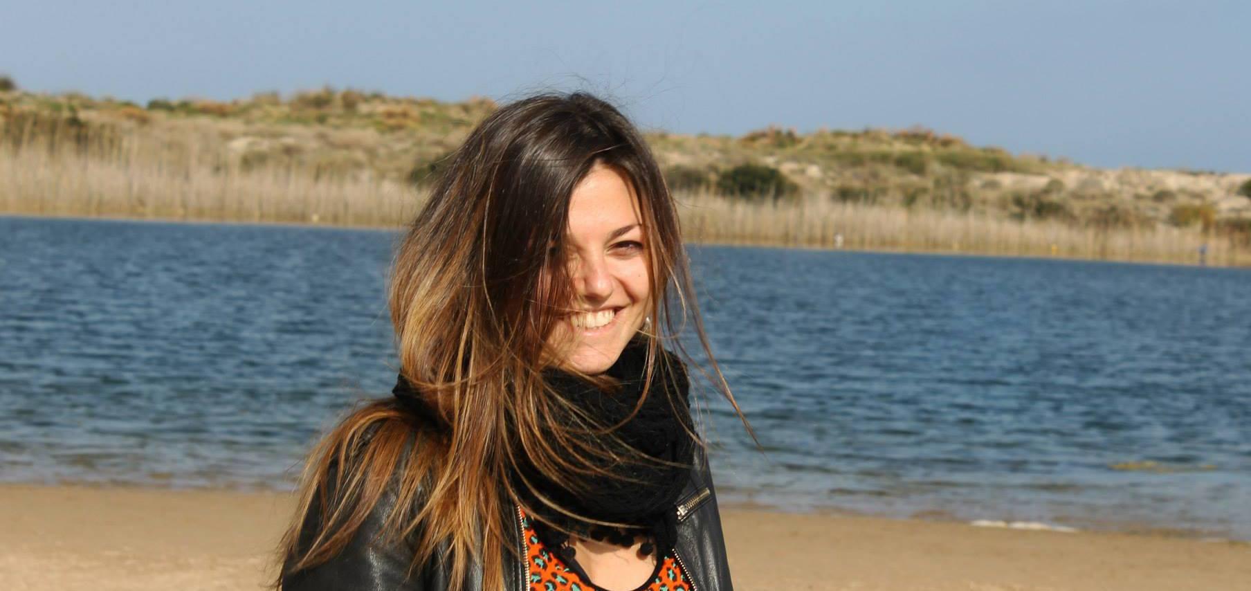 Alice Martemucci e il progetto di un parco al posto dell'Ilva