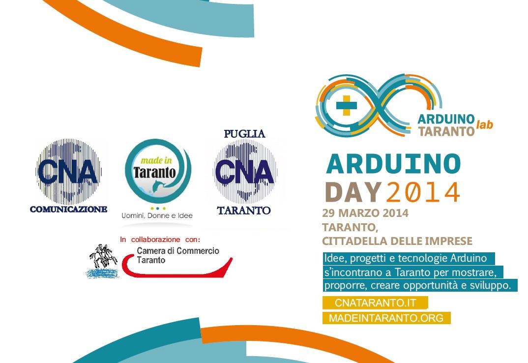 Arduino Day: uniti per rilanciare il futuro di Taranto