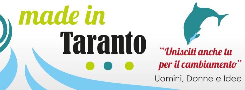 unisciti a noi per portare il Made in Taranto™ nel mondo!