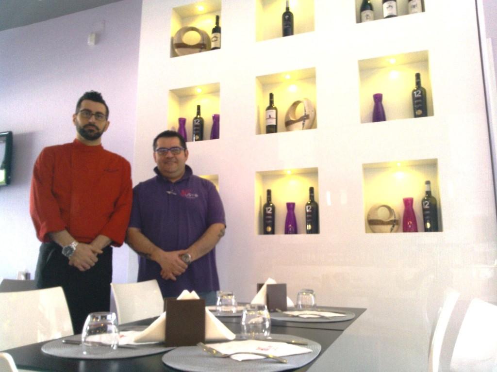 a Taranto si innova e si sperimenta anche nella ristorazione