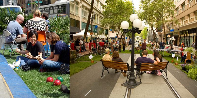 Mini-Park contro la cementificazione e la disoccupazione