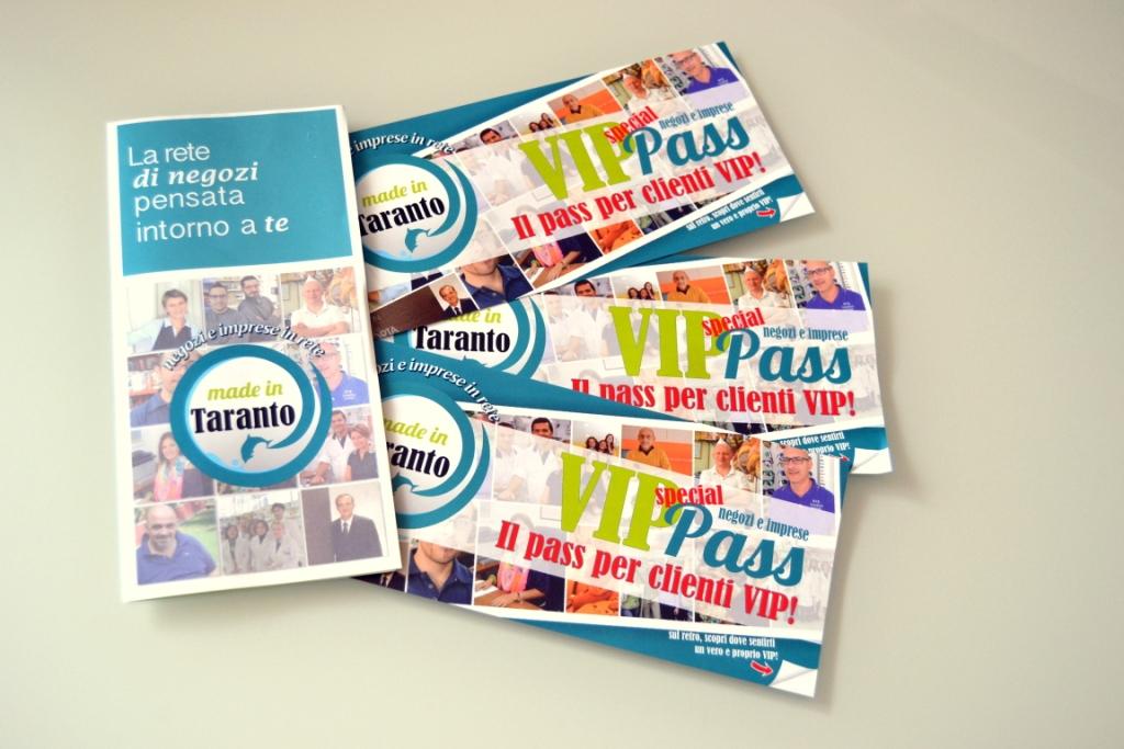 VIP PASS ™: più qualità e servizi nei negozi a Taranto