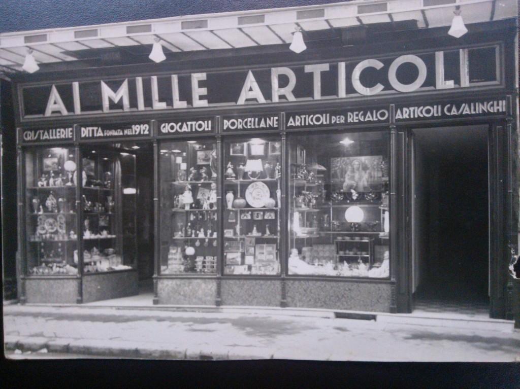 ai mille articoli di Luigi Pignatelli: da un secolo in via Anfiteatro