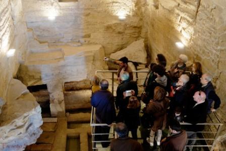 con Taranto Sotterranea, il turismo non è una chimera
