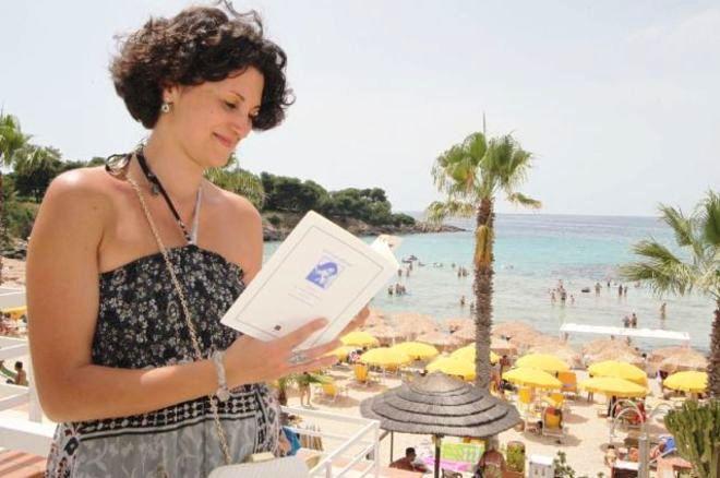 Librerie in spiaggia: strepitoso successo a Taranto!!