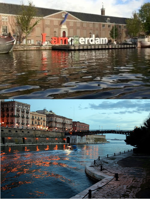 Taranto come Amsterdam? Si, sarebbe possibile se lo volessimo tutti