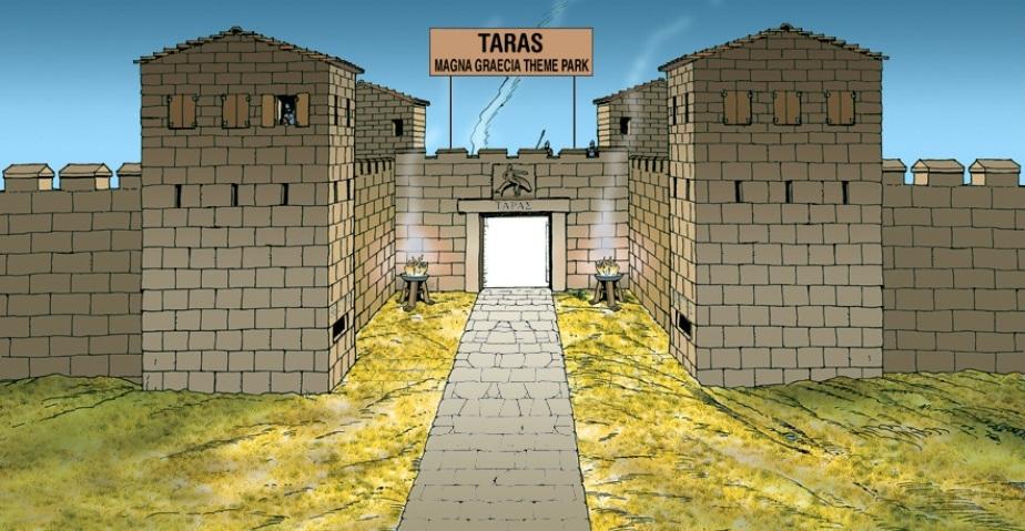 Magna Graecia Theme Park, la proposta di un Parco divertimenti tematico a Taranto