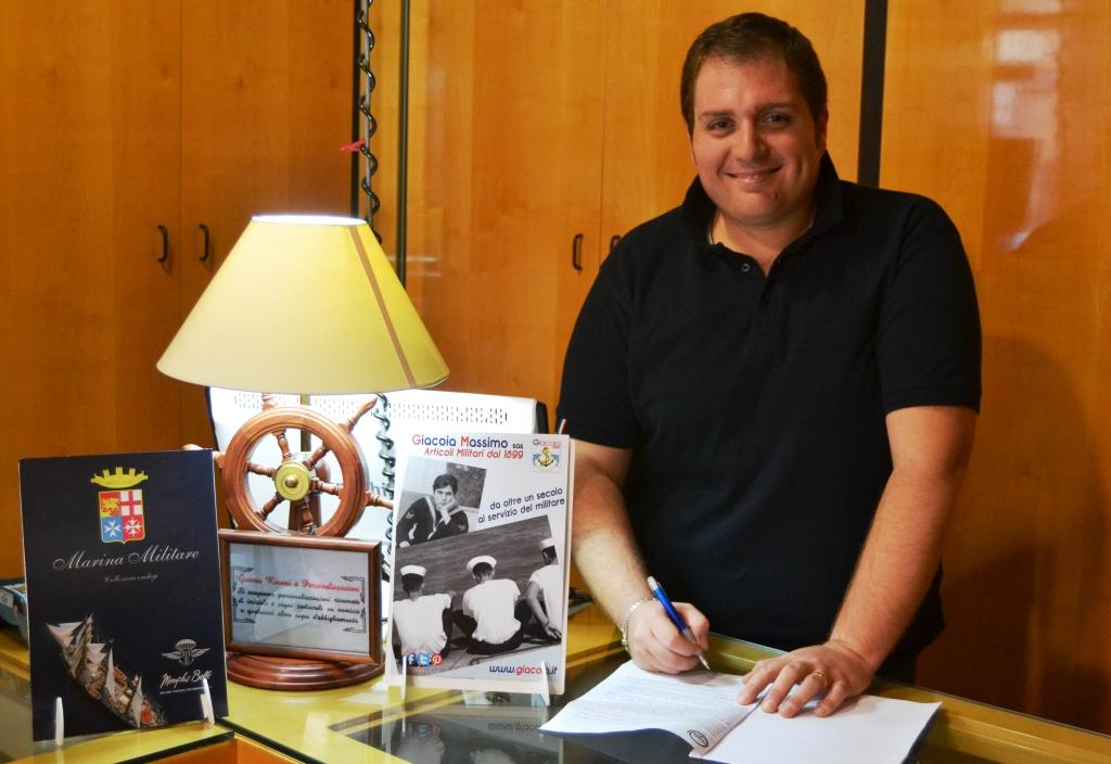 Giacoia: tradizione sartoriale di qualità 'Made in Taranto'