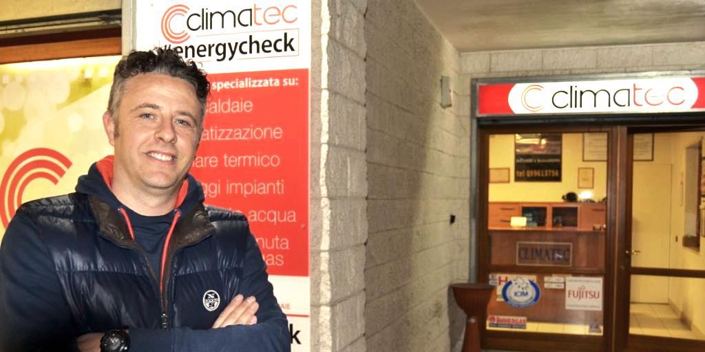 Climatec: riconosciuta l'Alta Qualità a Vito Del Giudice