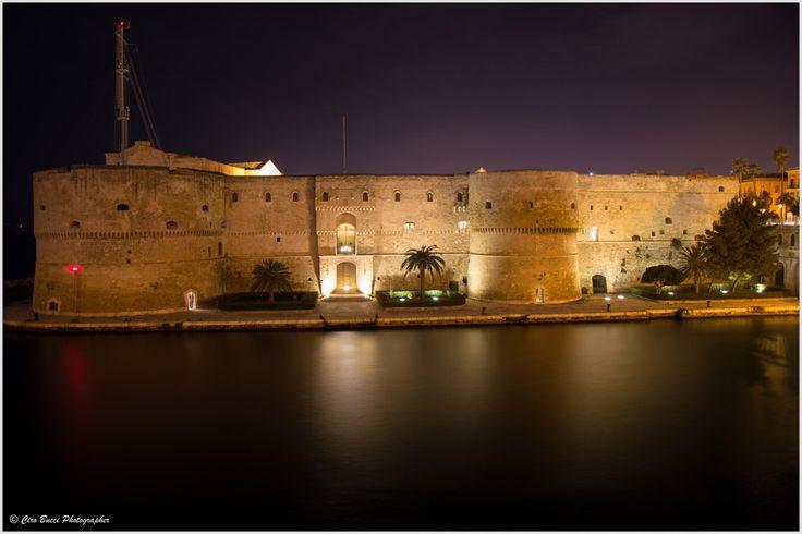 La prigionia del Conte di Montecristo nel Castello Aragonese di Taranto