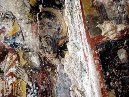 Gravina di Riggio affreschi