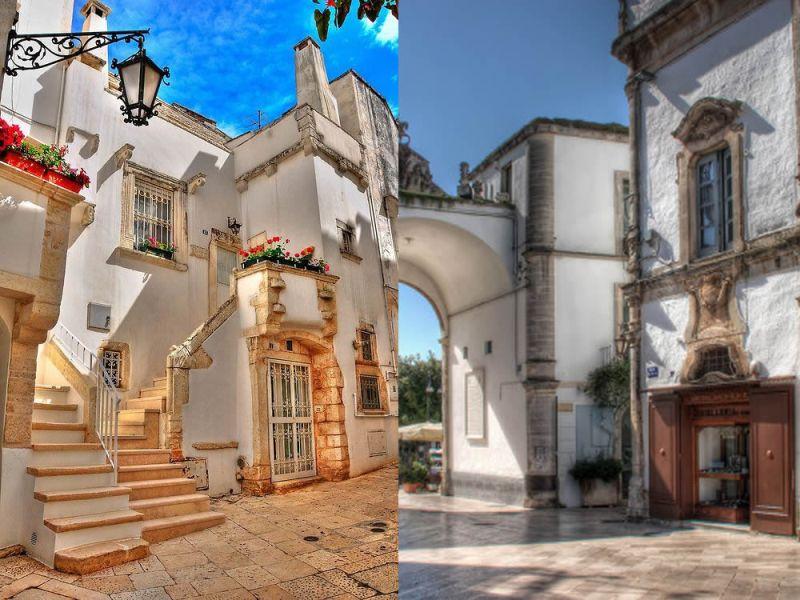 Martina Franca, il borgo romantico di Puglia