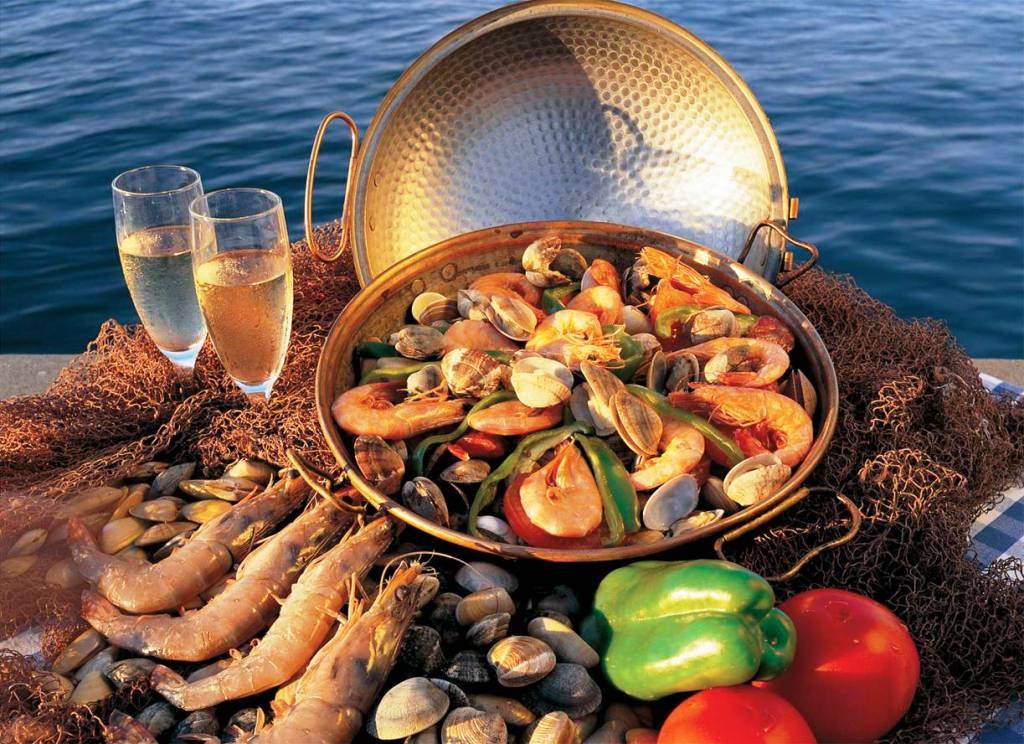 Taranto mare e gastronomia