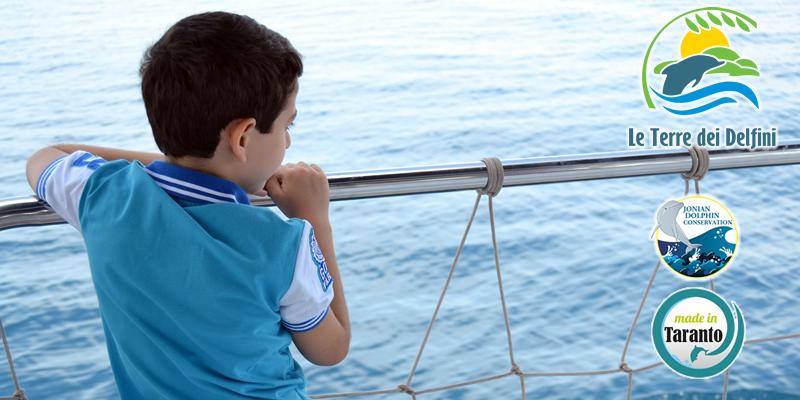 Taranto e il mare visti con gli occhi di un bambino