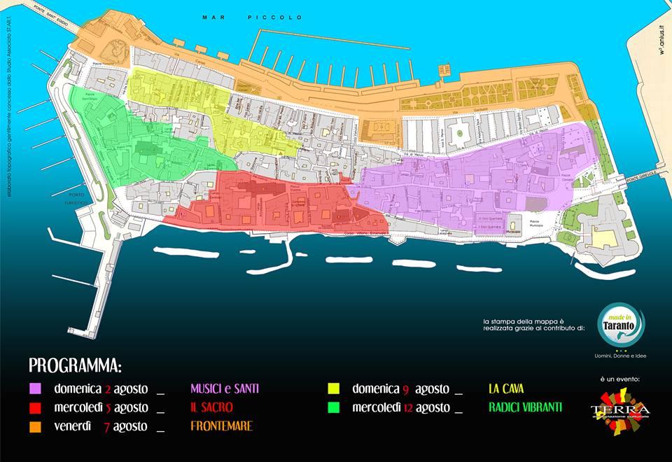 L'Isola Che Vogliamo: ecco mappe, itinerari e servizio Taxi