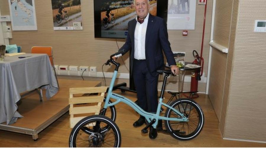 Dalla bici di Fausto Coppi ai Café & Cycles: Salvatore Grimaldi, un tarantino di cui essere orgogliosi