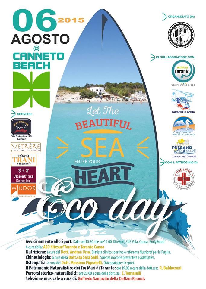 Eco Day Canneto beach