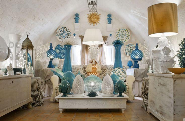 Ceramiche Enza Fasano: a Grottaglie, l'ottava meraviglia
