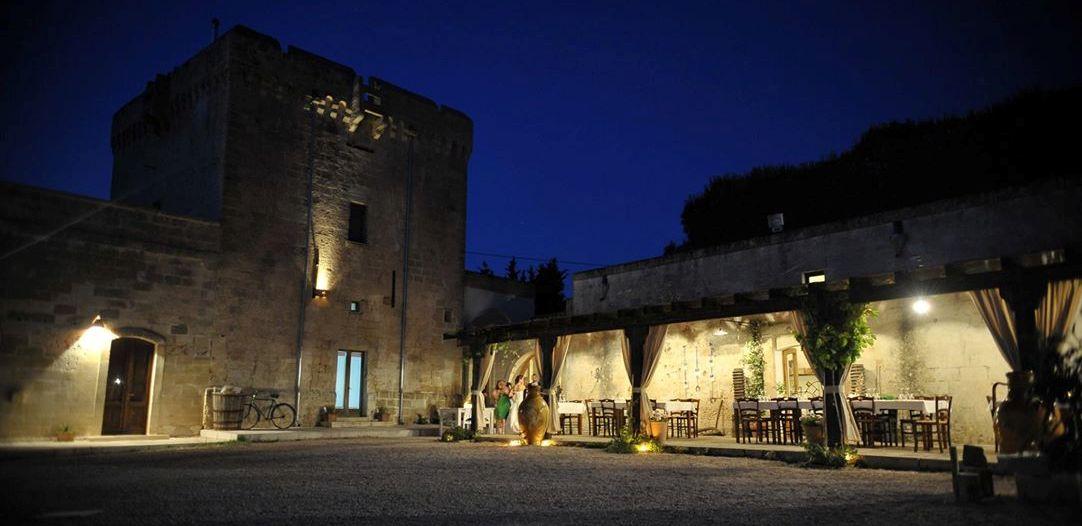 A Torricella, una torre saracena del 1500 diventa un ristorante