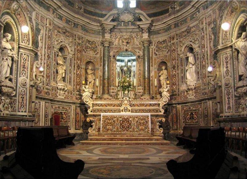 cappella-san-cataldo-taranto Roberto Giofrè