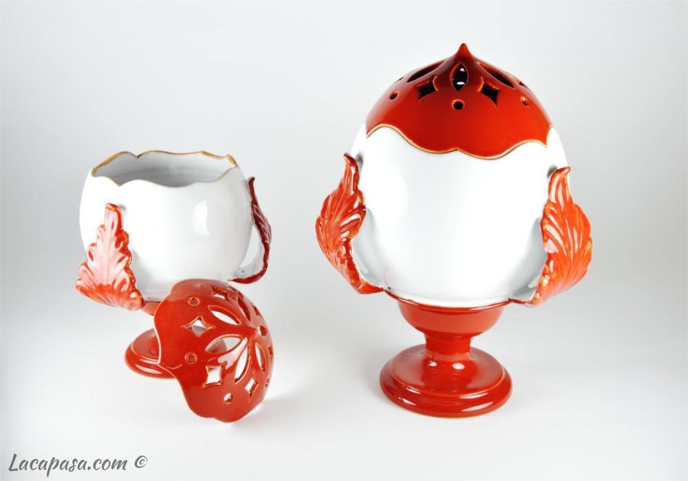 Natale in ceramica: a Grottaglie, emozioni d'argilla