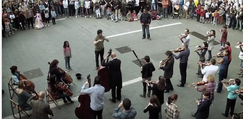 Taranto, concerto itinerante da Città Vecchia a Salinella