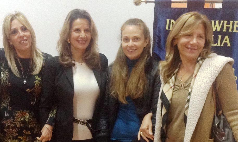 Quattro donne a difesa di Taranto, ne Le Terre dei Delfini