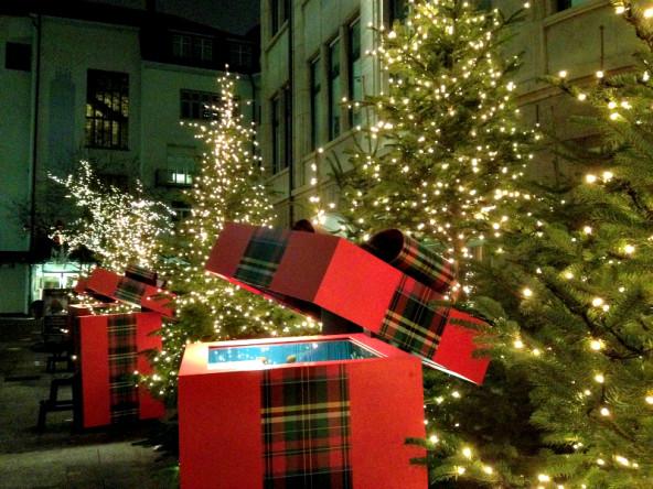 Alberi, musica e solidarietà: il Natale secondo Made in Taranto