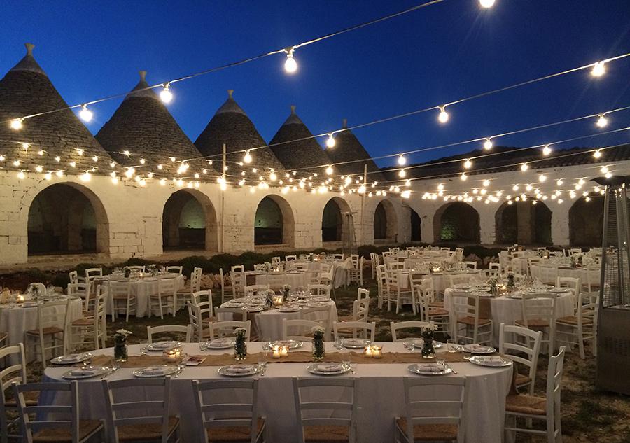 Matrimonio Spiaggia Brindisi : Matrimonio in masseria posti da favola a taranto e provincia