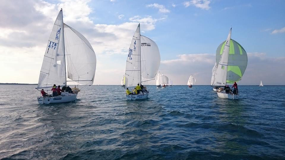 Il Campionato Regionale di Vela si svolgerà a Taranto in Mar Grande