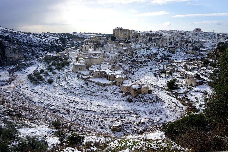 Ginosa d'inverno: atmosfere e incanti in terra di Taranto