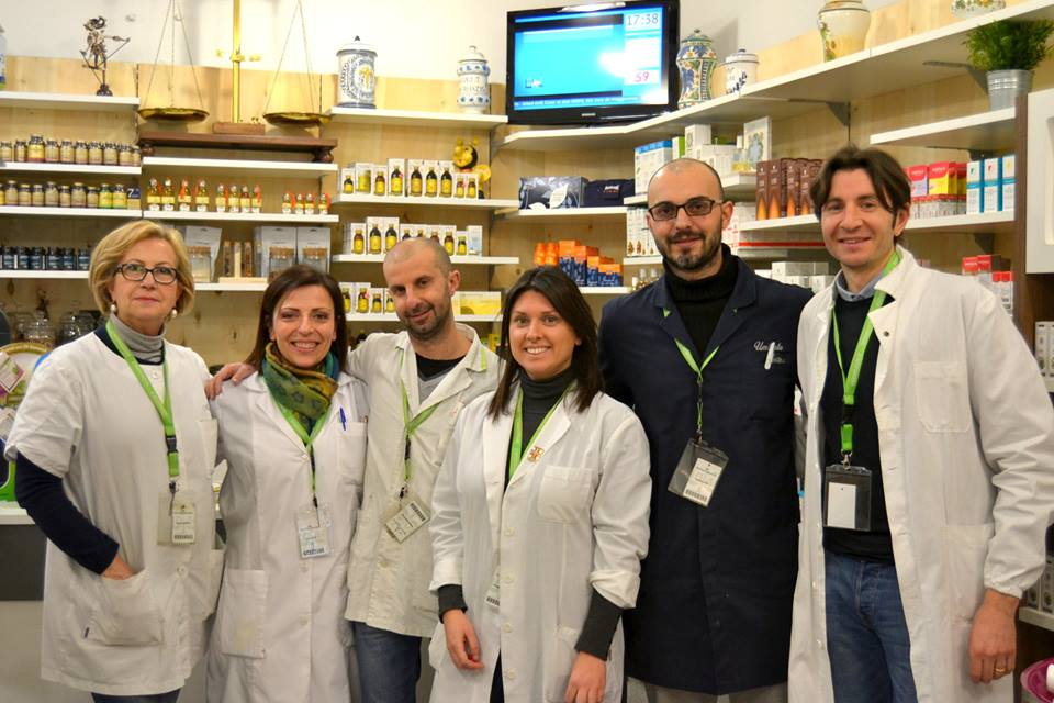 Premio Alta Qualità a Farmacia Quaranta, tra più antiche di Taranto