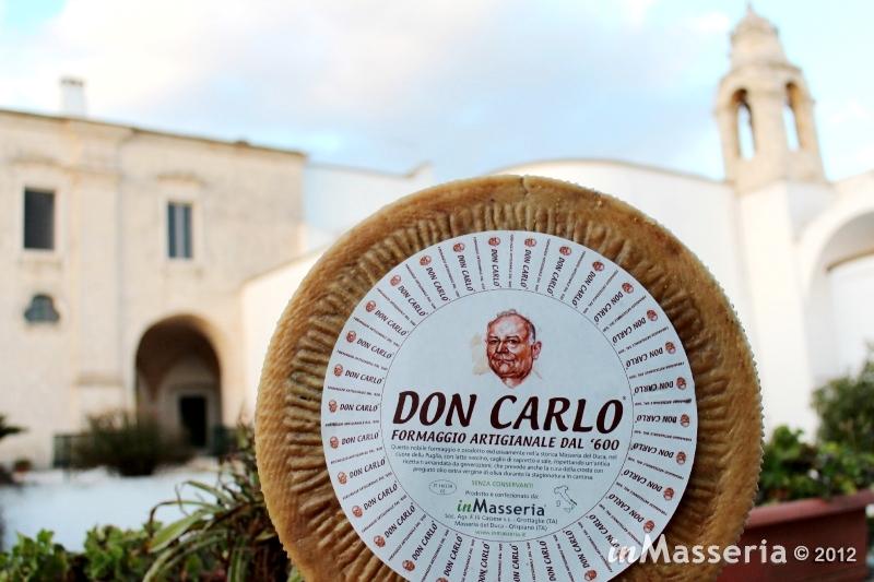 formaggio Don Carlo: da Grottaglie agli Italian Cheese Awards