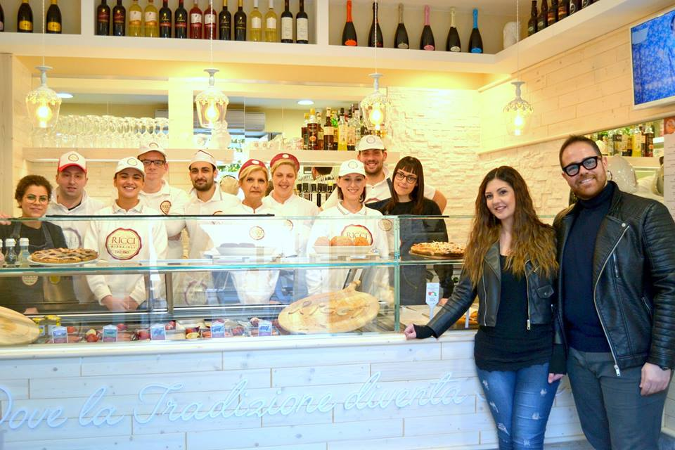 Ricci, dal 1963 Pizzaioli di alta qualità Made in Taranto!