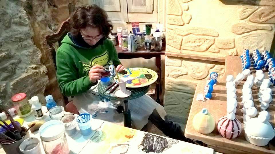 Giovani artigiani nell'Isola di Taranto plasmano il futuro