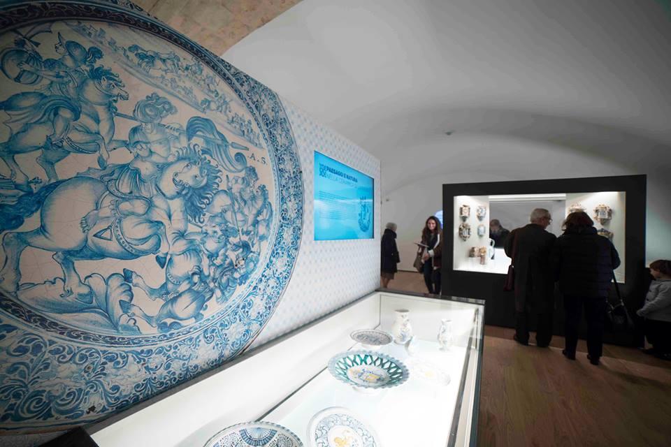 MUMA museo delle maioliche di Laterza