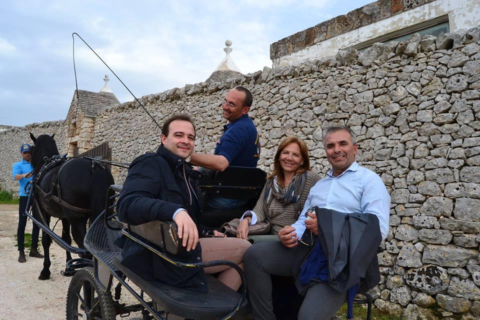 Tour delle Masserie in carrozza: finalmente anche a Taranto!