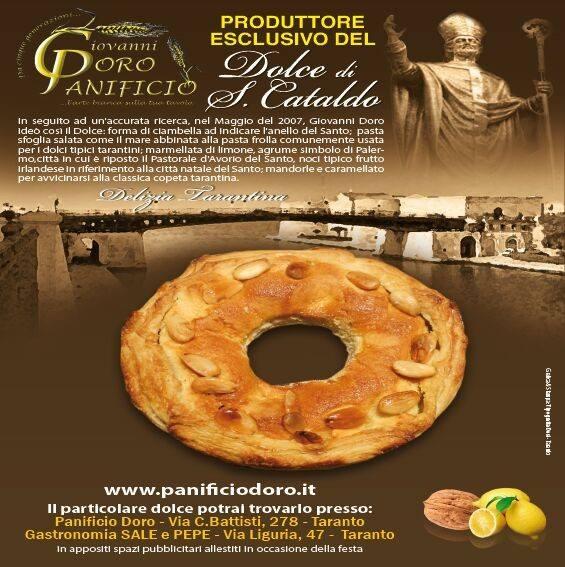 Dolce di San Cataldo Taranto2