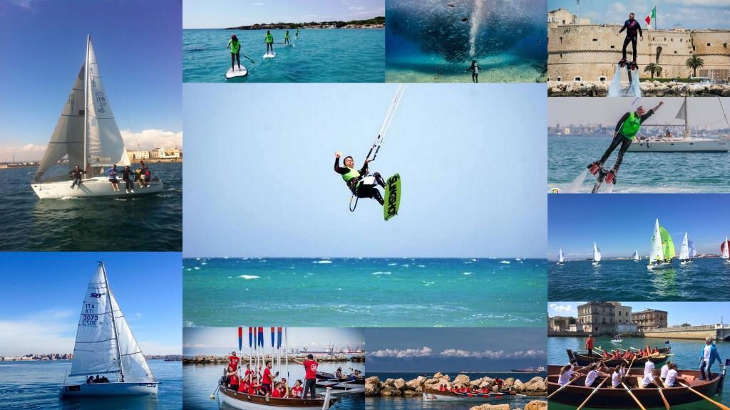 Giornata Nazionale dello Sport a Taranto il 29 maggio!
