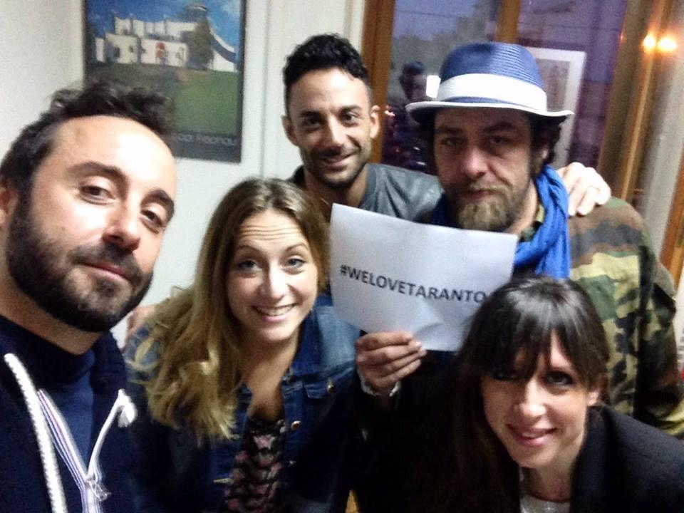 We Love Taranto: l'unione fa la forza e l'amore!