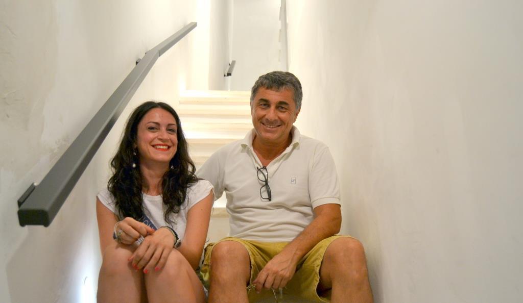 Casa Matilde, il B&B fondato sull'amore per Taranto
