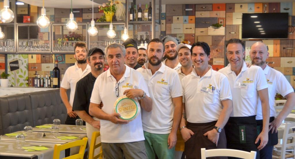 Springfield: a Taranto, parco giochi e ristorante ad alta qualità!