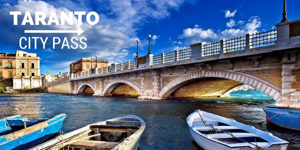 Taranto City Pass: la card che unisce negozi, musei ed escursioni in mare
