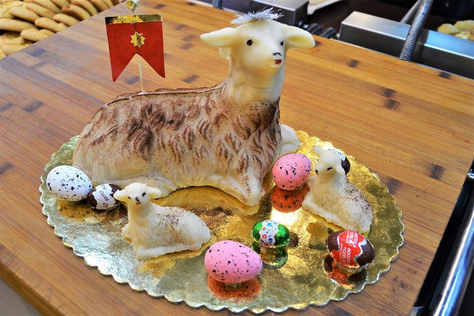 La dolce tradizione tarantina della Pecorella pasquale
