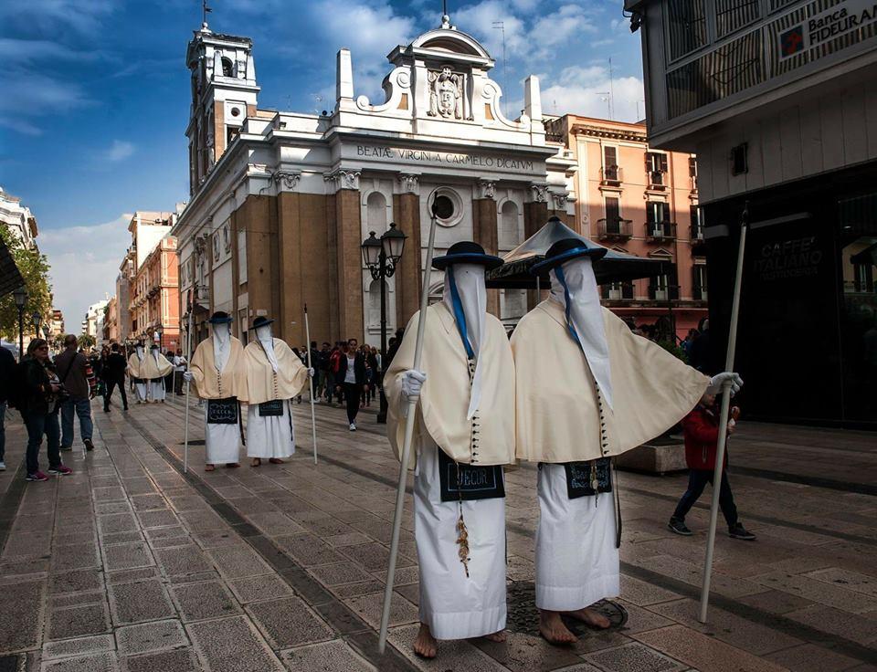 I Riti della Settimana Santa a Taranto sono tra i più antichi d'Italia