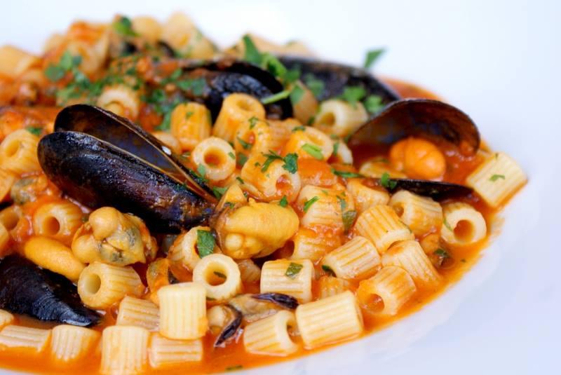 Tubettini con le cozze: la più antica ricetta della tradizione tarantina