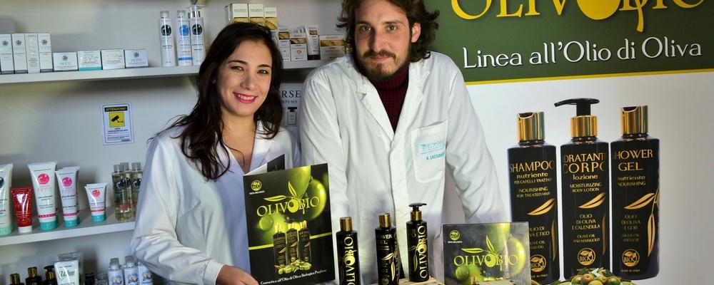 Prende il via a Taranto la produzione di cosmetici a base di Olio d'oliva BIO