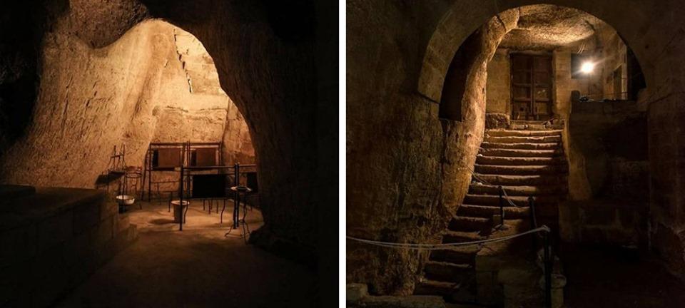 Castellaneta sotterranea, l'antica città sepolta nel mistero millenario