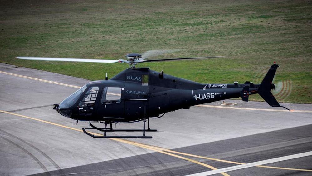 L'elicottero senza pilota è già realtà ed il primo volo è Made in Taranto