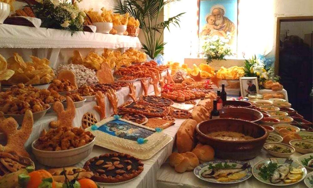 Le Tavole di San Giuseppe, tradizioni che resistono e che piacciono ai turisti